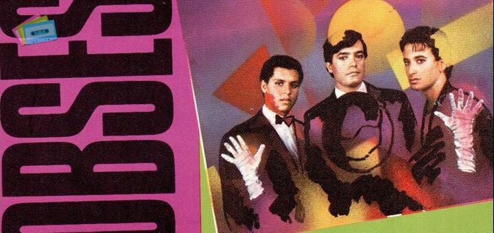 Platino - Obsesión (Número 1 en Abril de 1984)