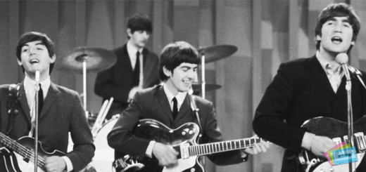 The Beatles - She Loves You (Número 1 en Marzo de 1964)