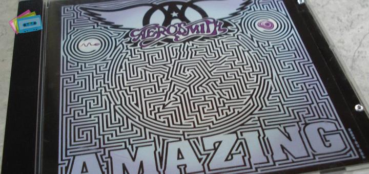 Aerosmith - Amazing (Número 1 en Abril de 1994)
