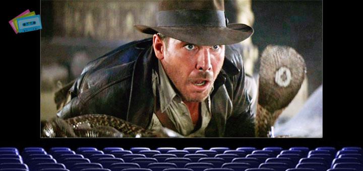 Indiana Jones - En busca del arca perdida - Película de los 80