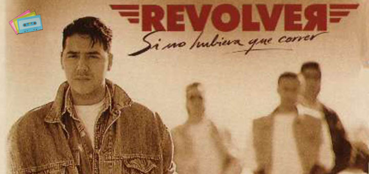 Revolver - Si Es Tan Solo Amor (Número 1 en Marzo de 1994)